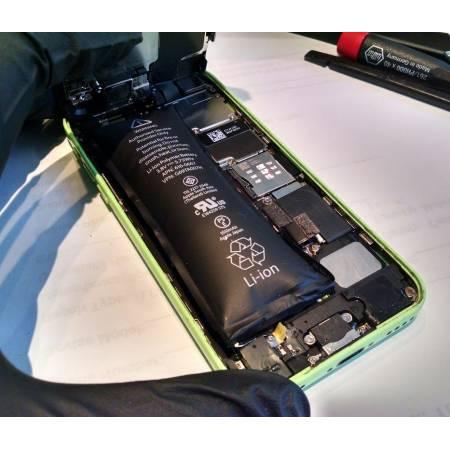 Cambio de batería