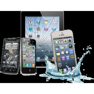 Tipos de averías en el móvil