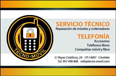 correo electronico y telefono de tecnomovil